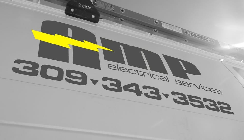Amp Electrical Services: 3075 Grand Ave, Galesburg, IL