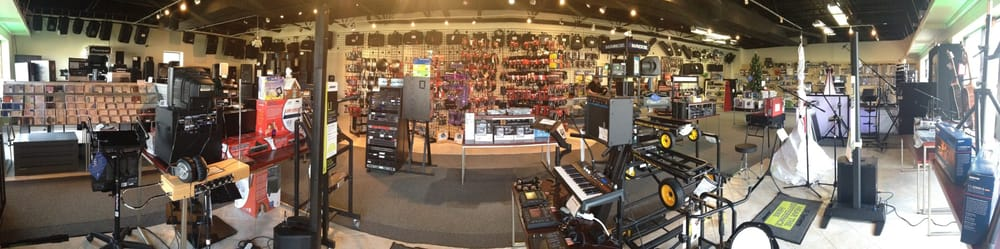Photo Of Pro Audio And Lighting   Warren, MI, United States. Showroom Design Ideas