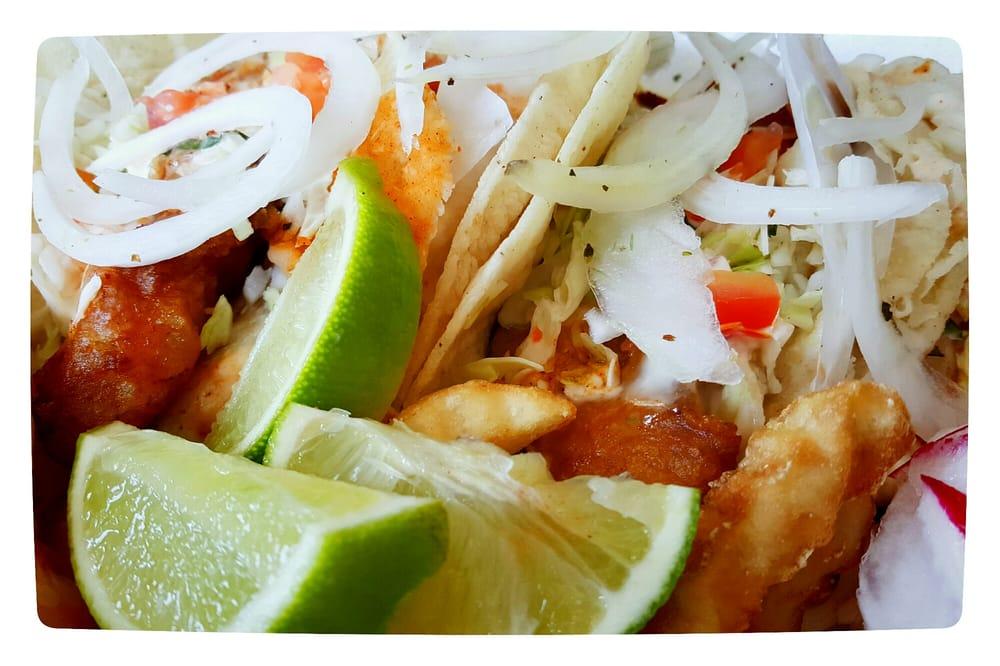 Tacos de pescado amazing yelp for California fish tacos