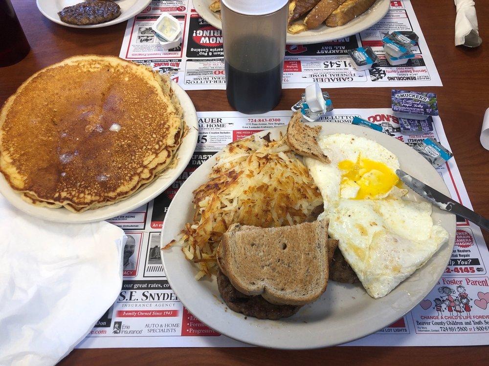 Ree's Family Restaurant: 926 7th Ave, Beaver Falls, PA