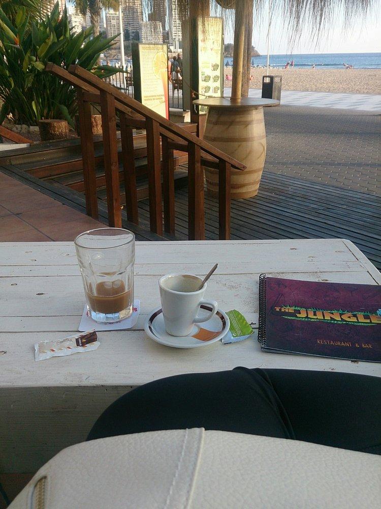 The Jungle: Avenida Madrid, 37, Benidorm, A