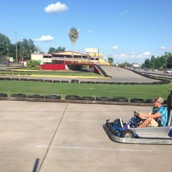 Go Kart Racing Houston >> Go Kart Raceway 58 Photos 22 Reviews Amusement Parks 2800 W