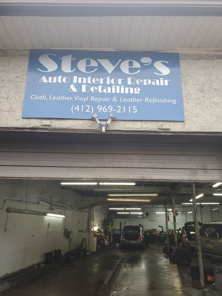 Steve's Auto Detailing: 2912 Banksville Ave, Pittsburgh, PA