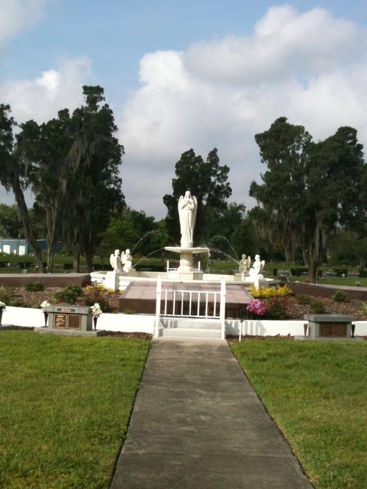 photo of lakeland funeral home memorial gardens lakeland fl