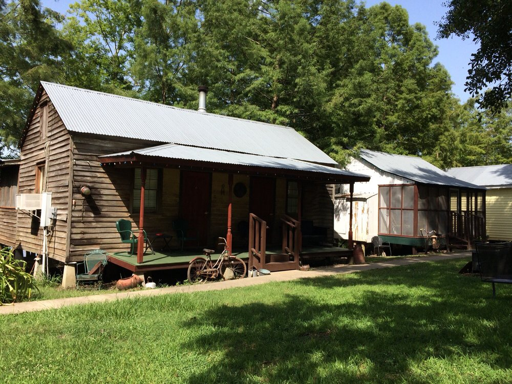 Bayou Cabins Bed and Breakfast