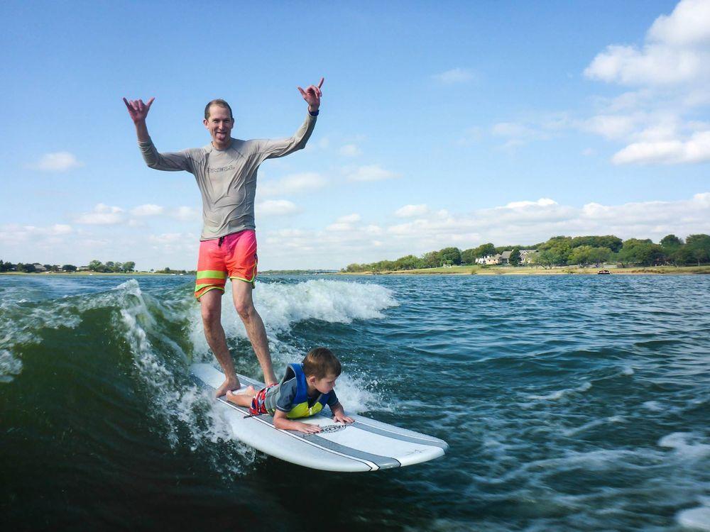 DFW Surf: 20400 Hackberry Creek Park Rd, Frisco, TX
