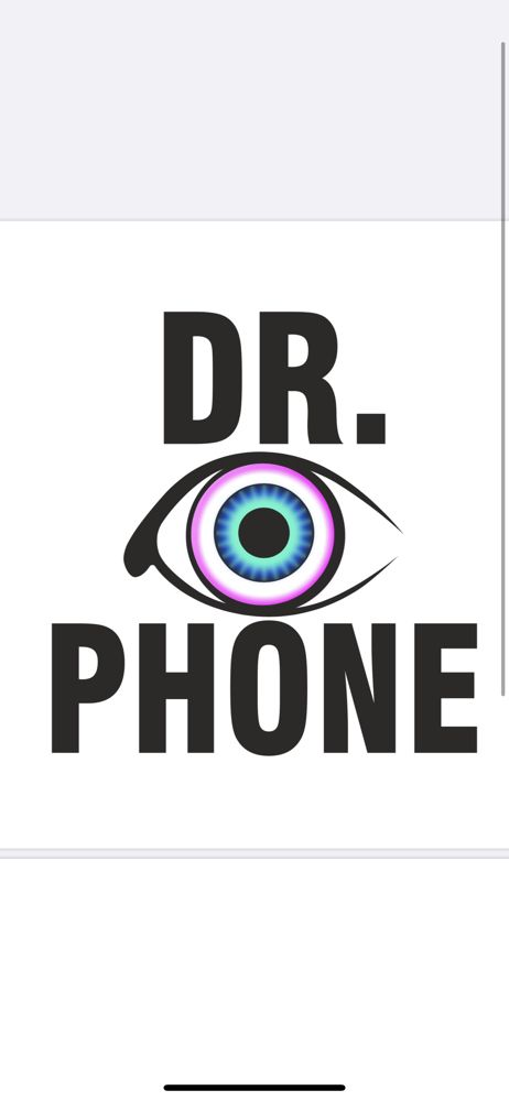 Dr. Eye Phone