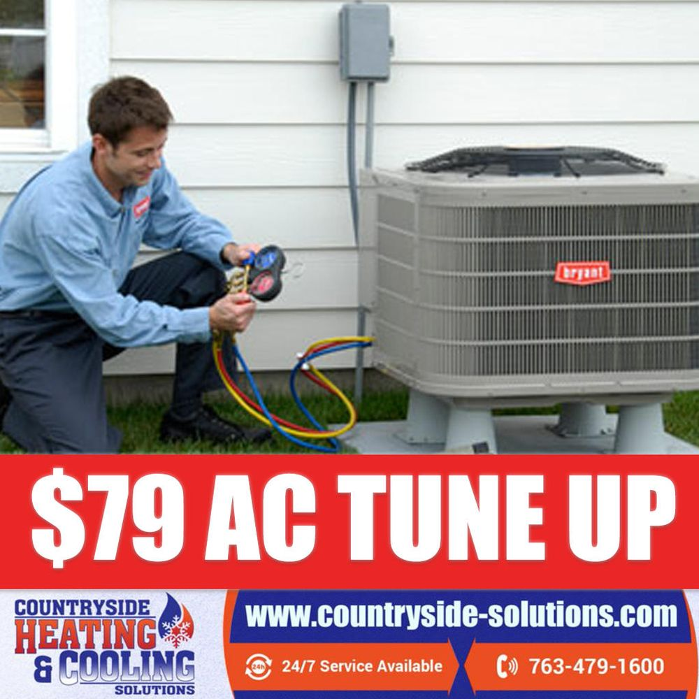 Countryside Heating and Cooling Solutions: 1960 County Rd 90, Maple Plain, MN