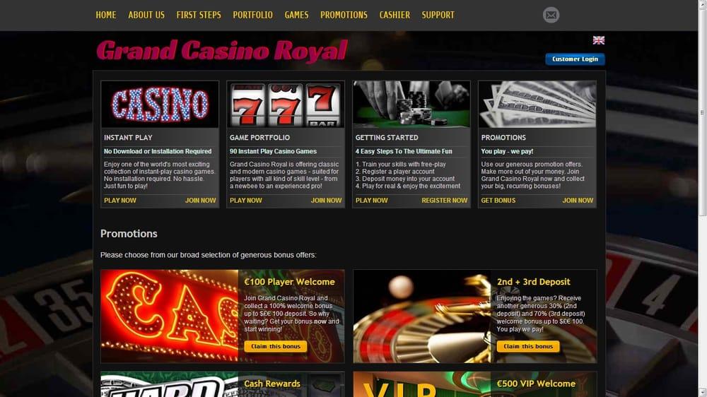 grand casino royal emmendingen