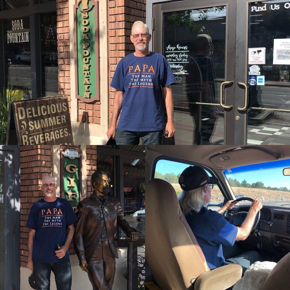 Main Street Barber: 109 N Main St, Cedar City, UT