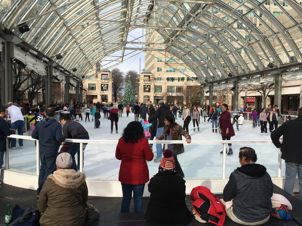 Reston Town Center Ice Rink: 1818 Discovery St, Reston, VA