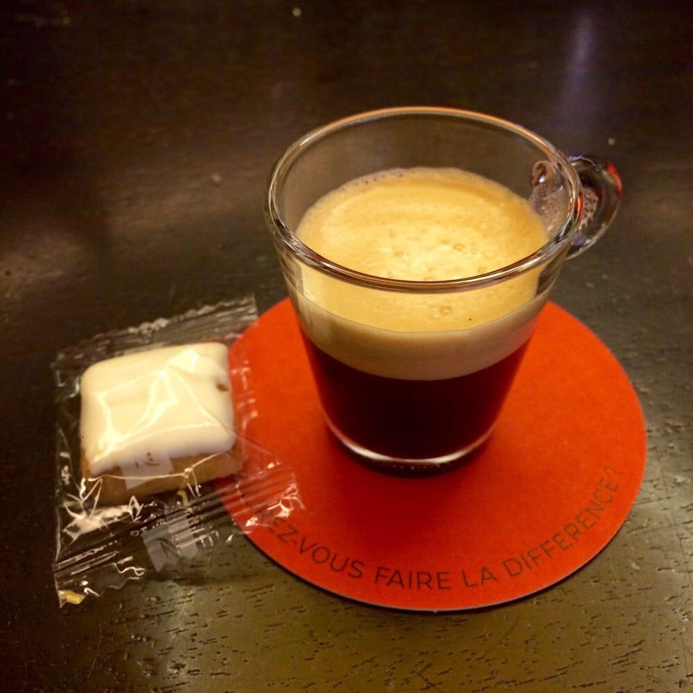 Nespresso  Coffee & Tea Shops  12 rue Santeuil, Nantes  -> Nespresso Yelp