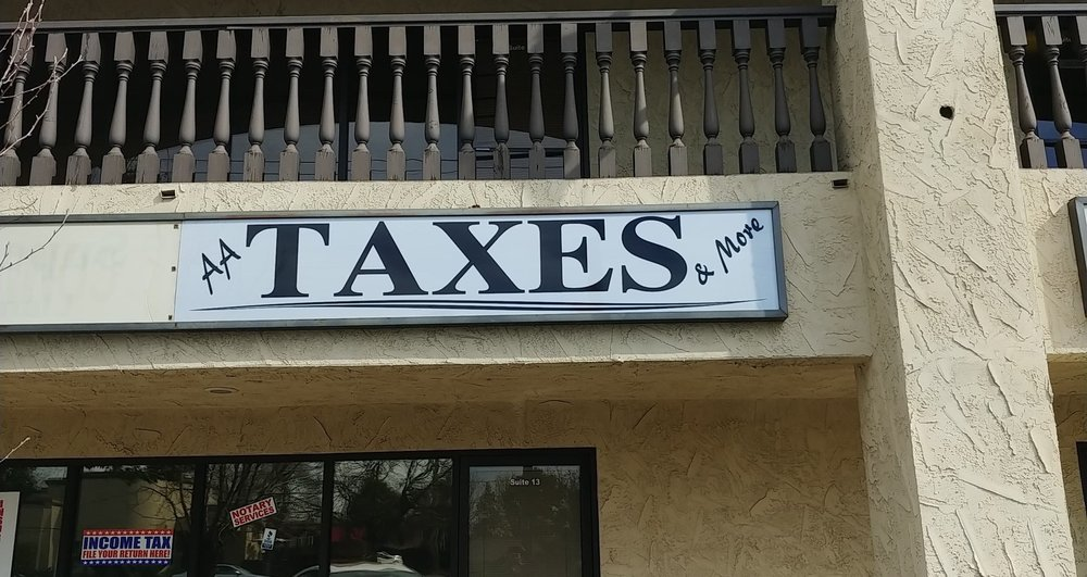 Alicia Aho's Taxes and More: 400 12th St, Modesto, CA