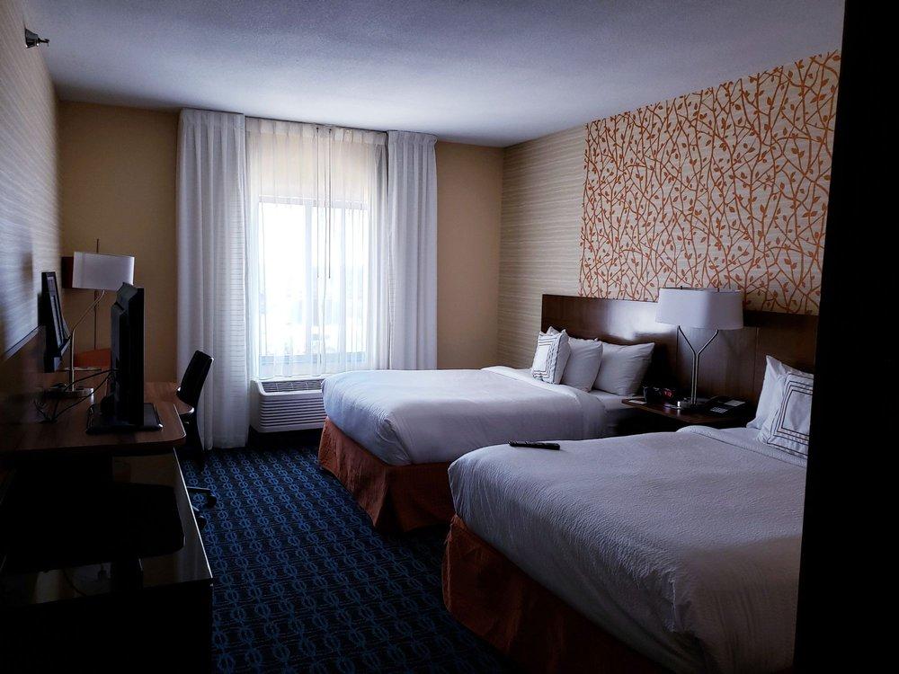 Fairfield Inn & Suites Alamosa: 721 Mariposa St, Alamosa, CO