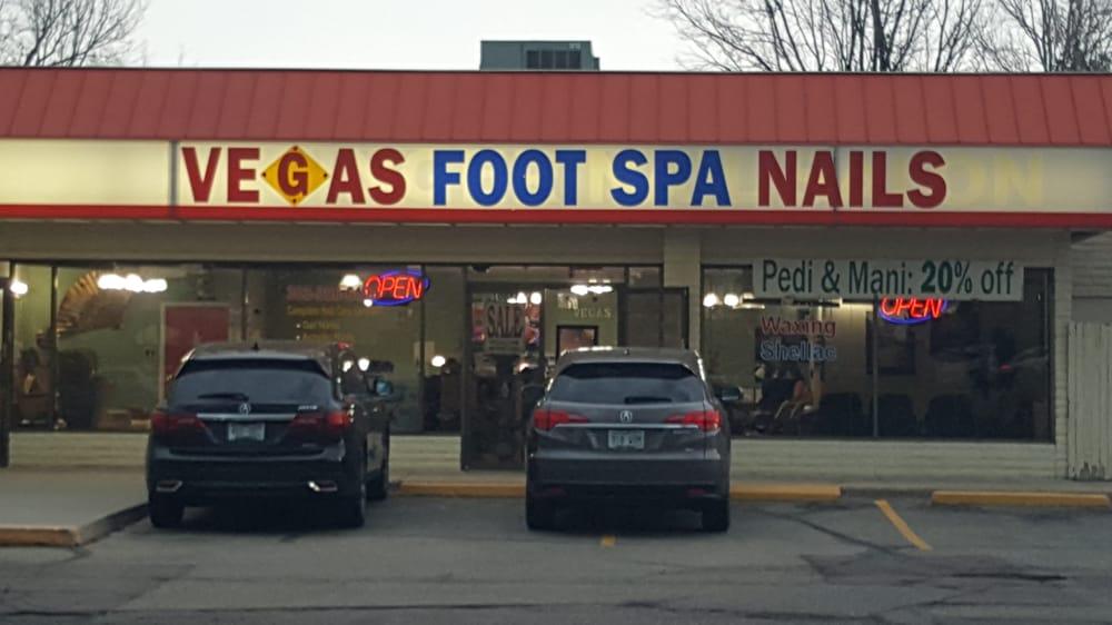 Vegas Foot Spa And Nails