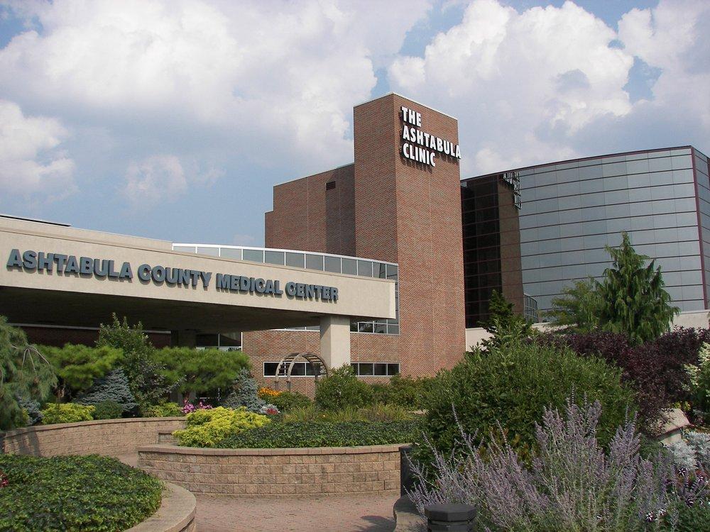 Ashtabula County Medical Center: 2420 Lake Ave, Ashtabula, OH