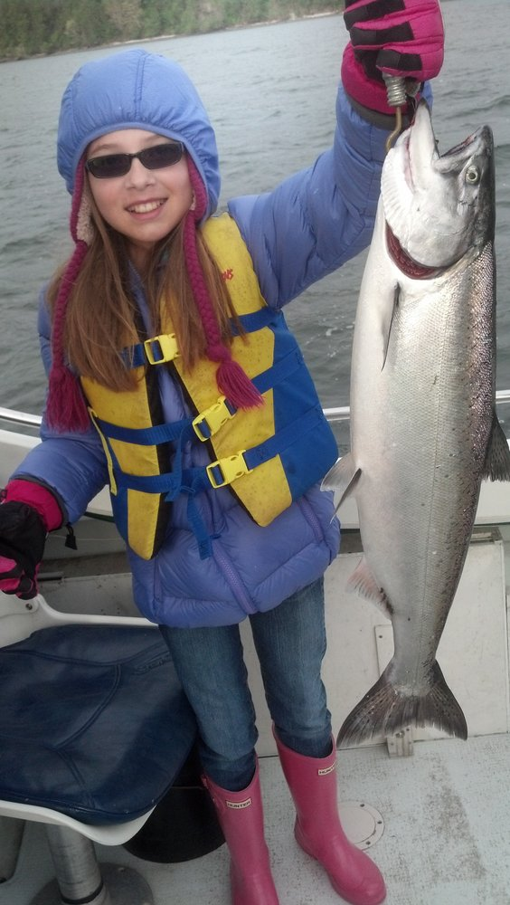 Fish Finders Private Charters: 7501 Seaview Ave NW, Seattle, WA