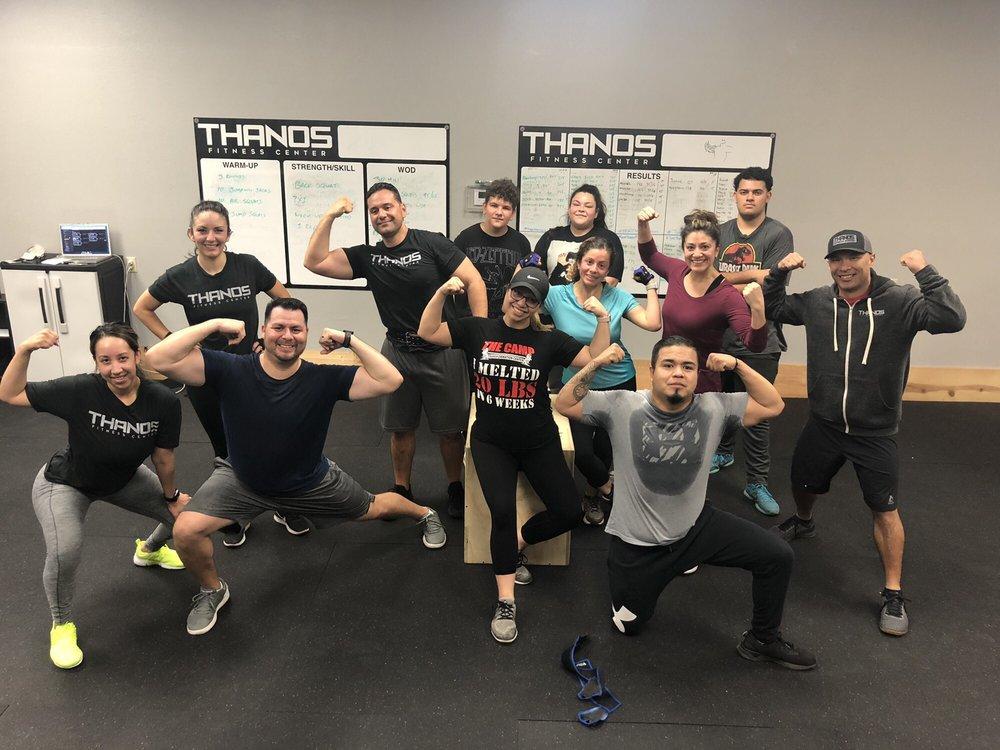 Thanos Fitness Center: 844 West Palmdale Blvd, Palmdale, CA