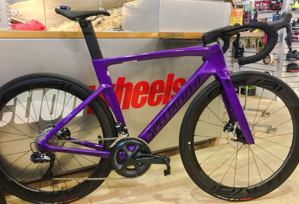 Some bikes are beyond gorgeous, meet the 2019 Specialized