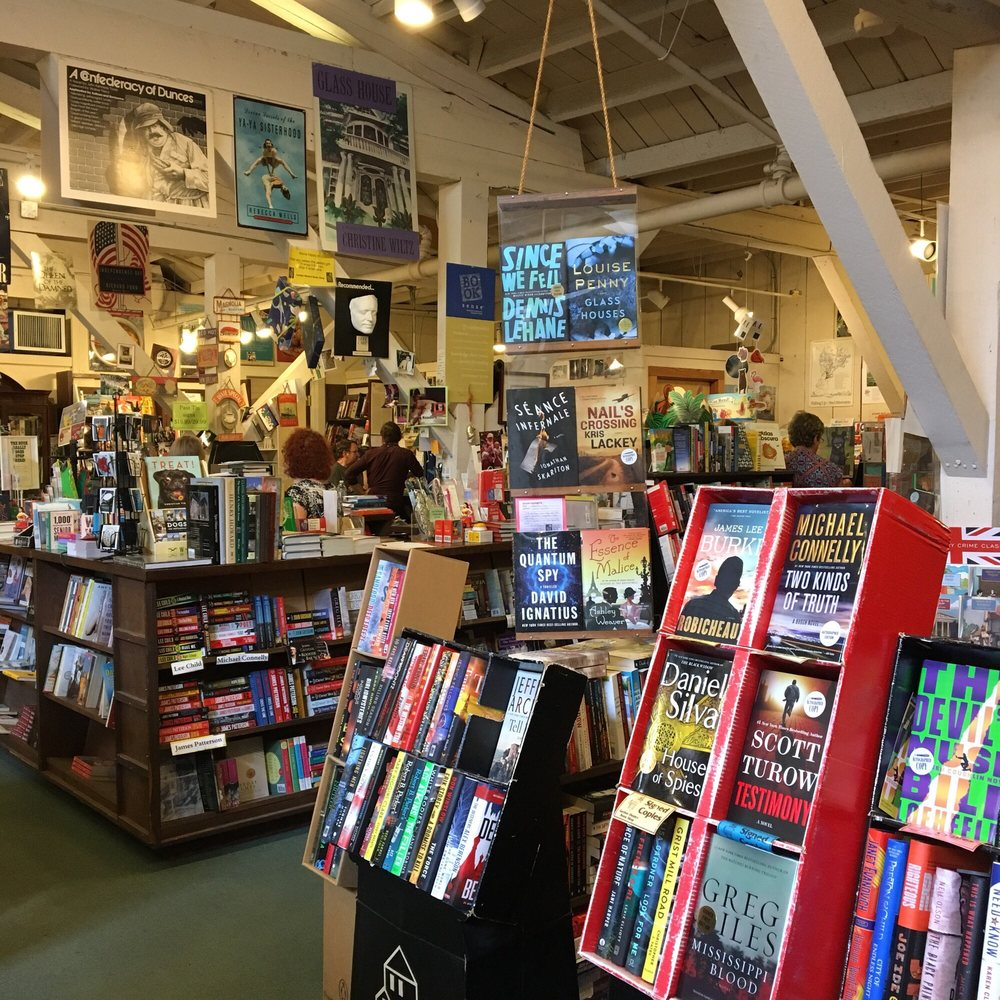 Garden District Book Shop