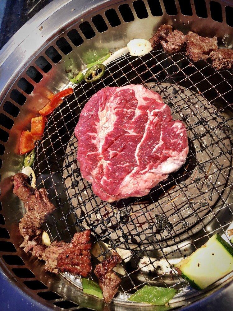 Iron Age Korean Steak House: 5600 Roswell Rd, Sandy Springs, GA
