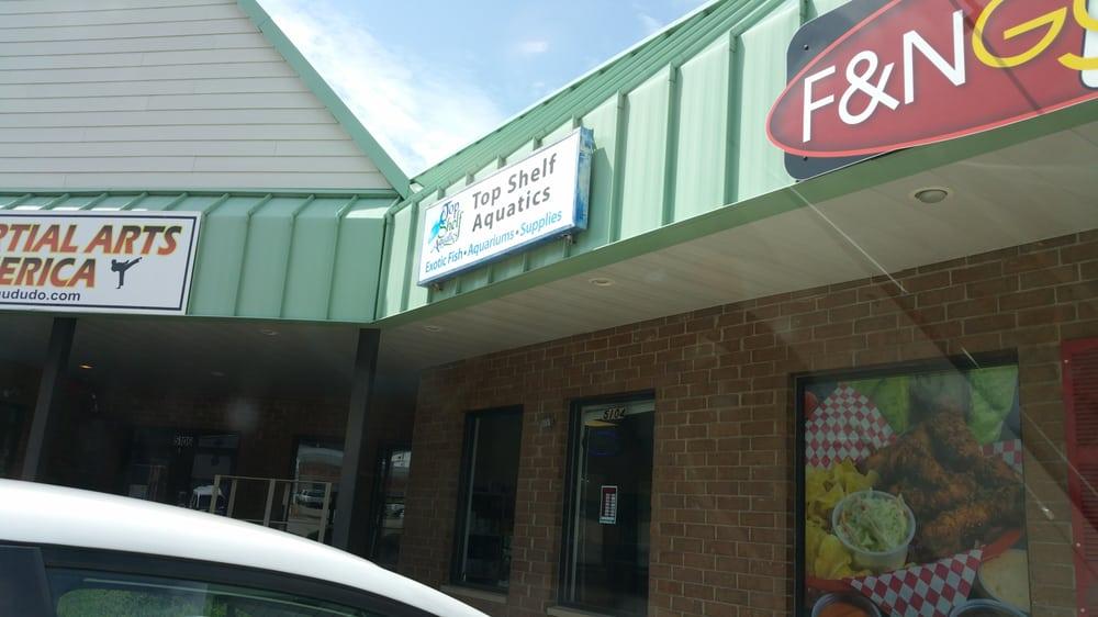 Top Shelf Aquatics: 5104 Crookshank Rd, Cincinnati, OH