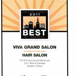Viva Grand Salon - Blow Dry/Out Services - G7500 Fenton Rd, Grand ...