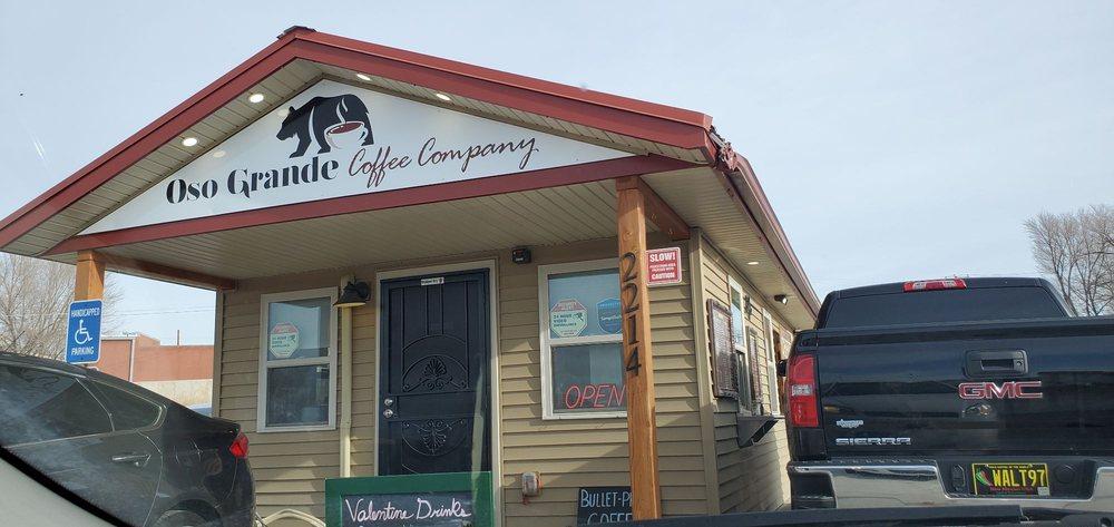 Oso Grande Coffee Company: 2214 San Juan Blvd, Farmington, NM