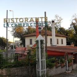 Ristorante la campagnola cucina italiana via flaminia for La vecchia roma ristorante roma