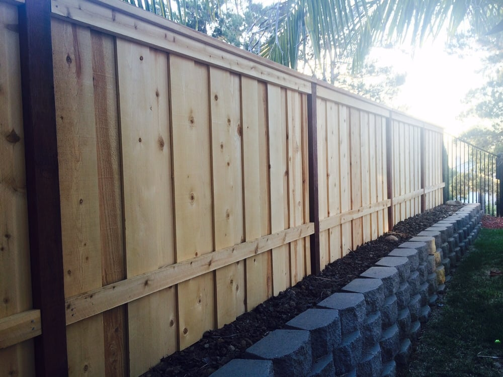 New Backyard Fence Yelp