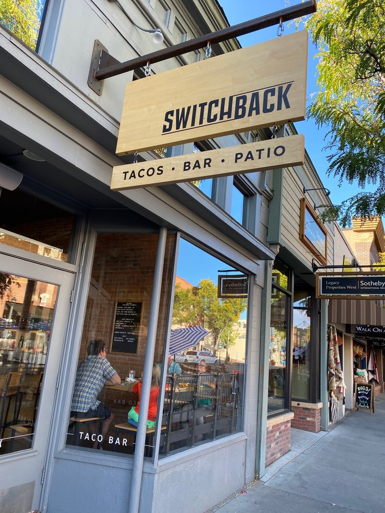 Food from Switchback