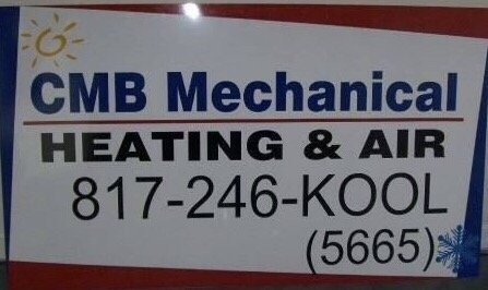 CMB Mechanical Heating and Air: Paradise, TX