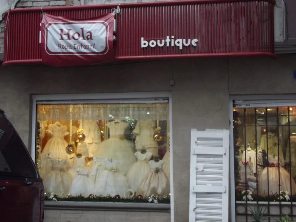 Photo of Hola Ropa Infantil - México, D.F., Mexico. Hola, Boutique Infantil