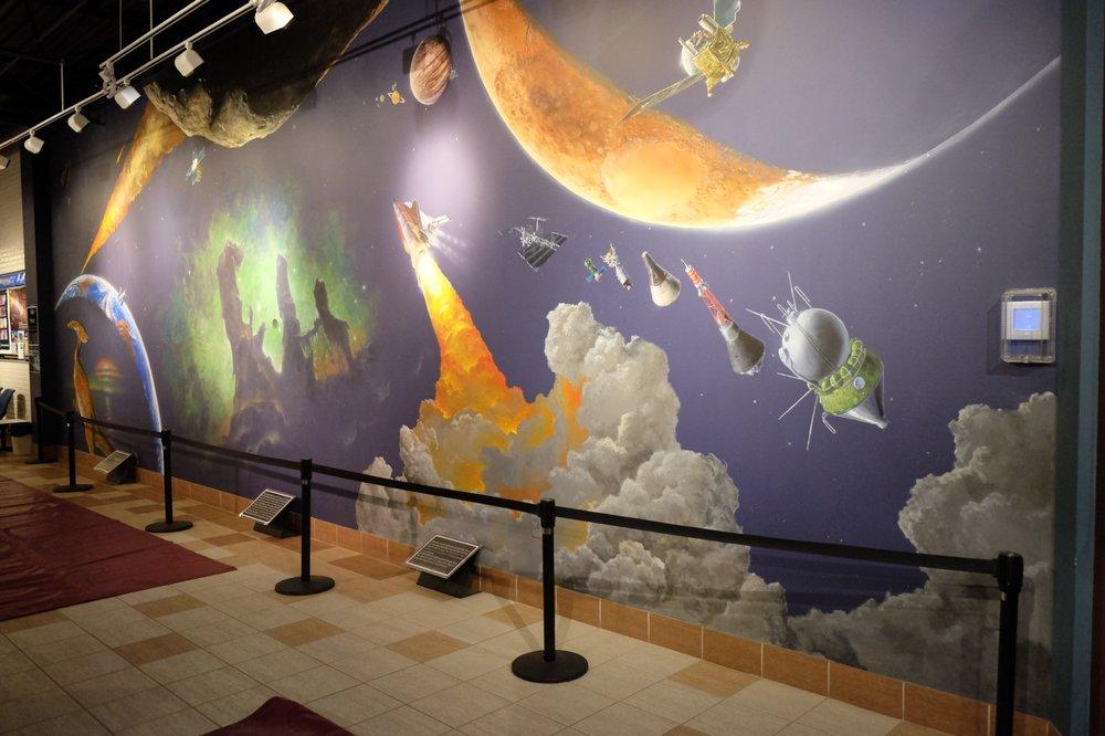 Social Spots from Longway Planetarium