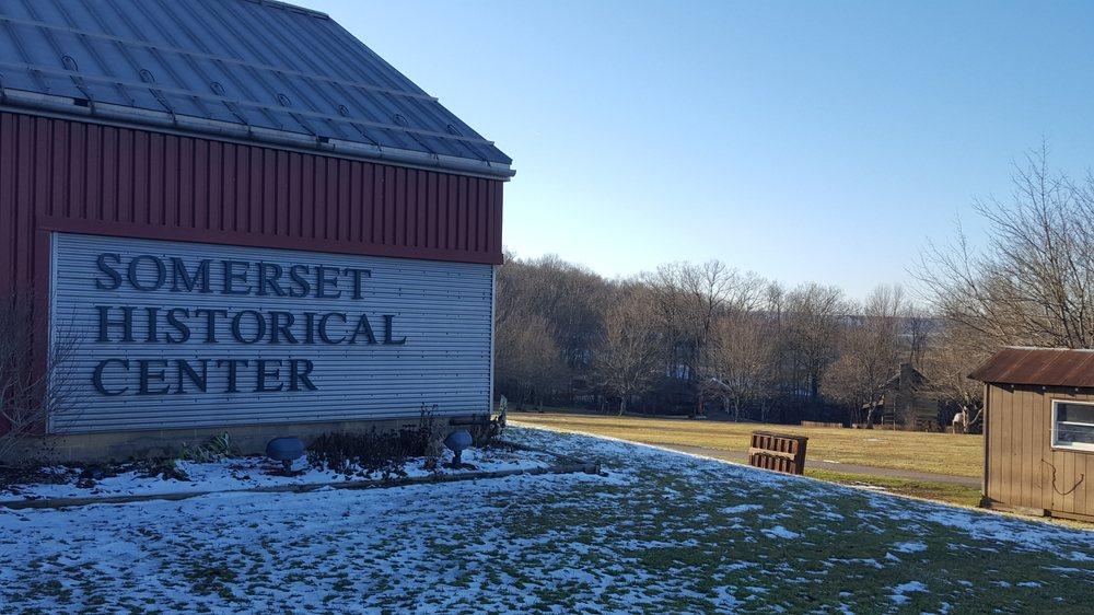 Somerset Historical Center: 10649 Somerset Pike, Somerset, PA