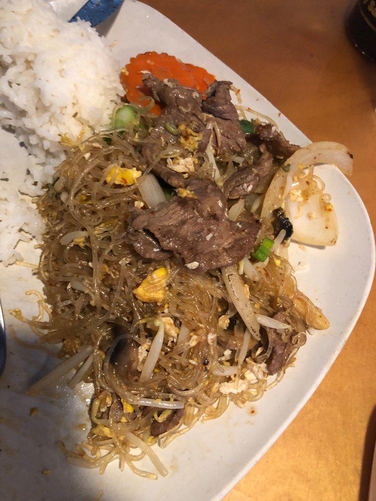 Peppermint Thai & Sushi Restaurant