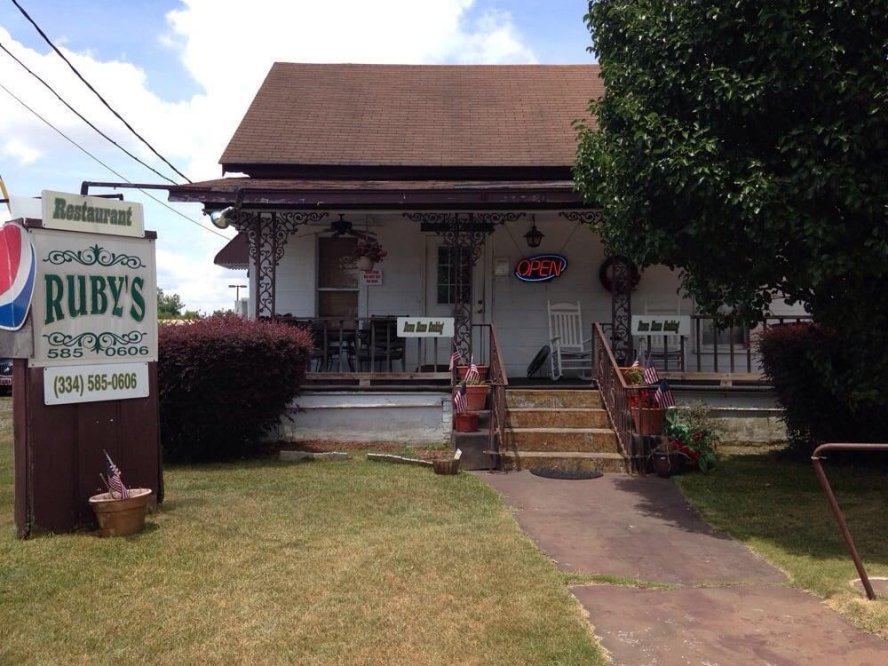 Ruby's: 512 Kirkland St, Abbeville, AL
