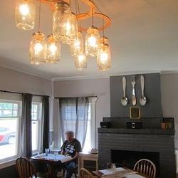 photo of walkers farm kitchen hermiston or united states fun light fixture - Farm Kitchen