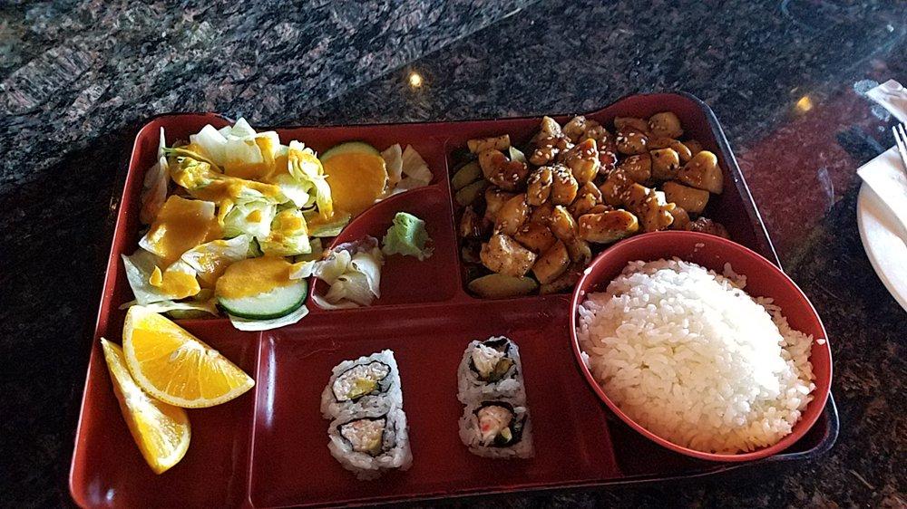 Sakura Sushi & Grill: 3505 Stockton Hill Rd, Kingman, AZ