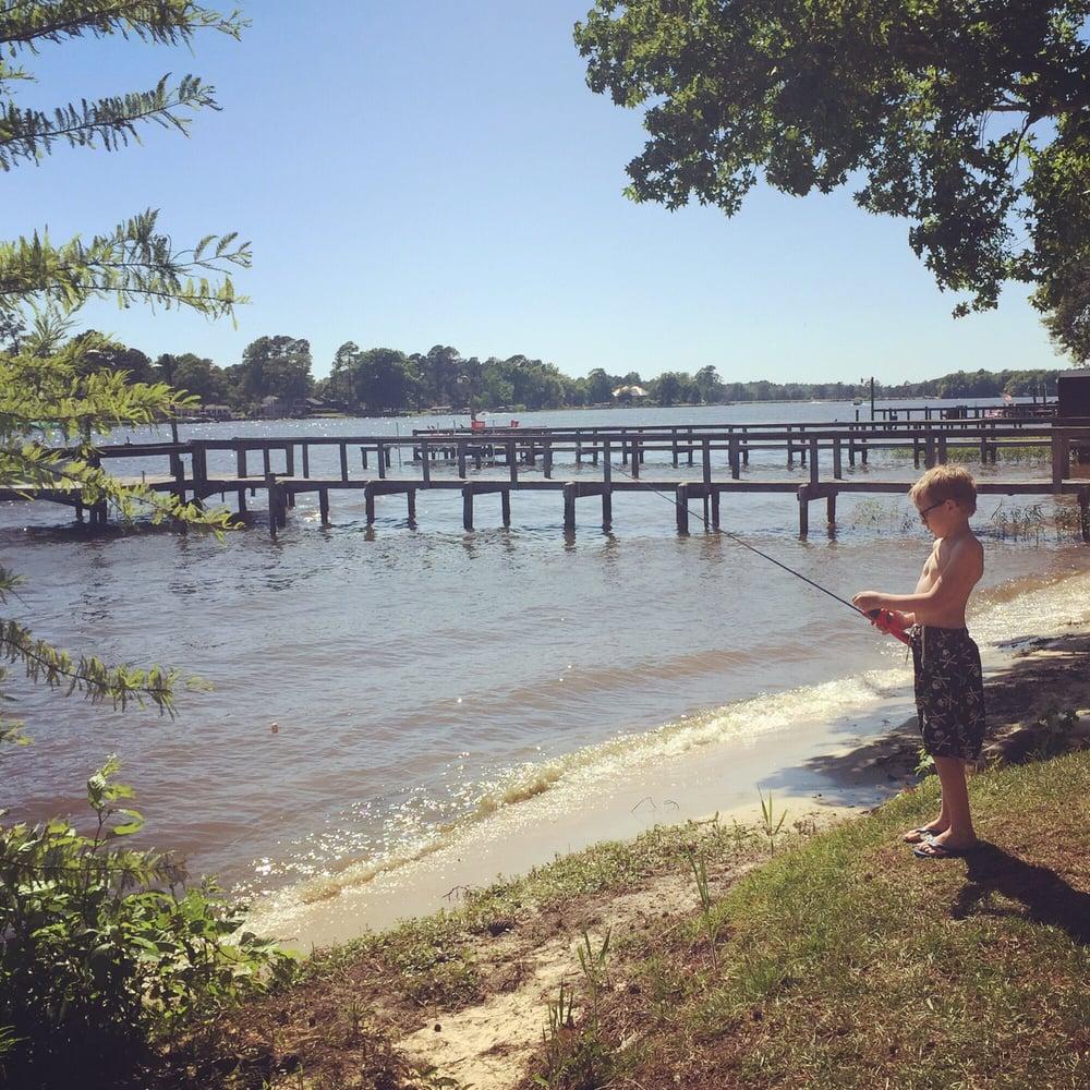 Taw Caw Campground & Marina: 1328 Joyner Dr, Summerton, SC