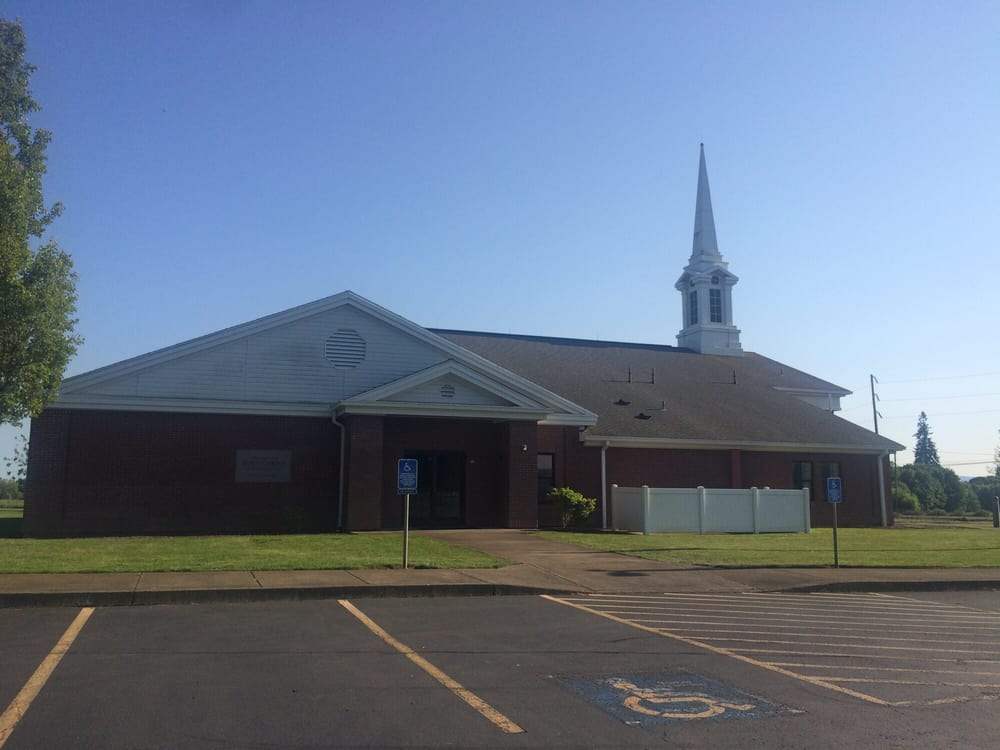The Church of Jesus Christ of Latter-day Saints: 18565 S Highway 99W, Amity, OR