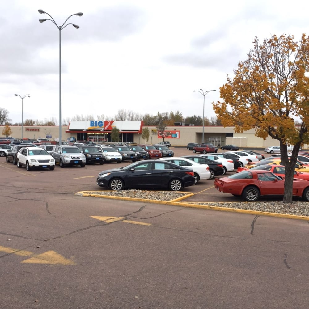 We 39 re all set up for a wonderful fall sale kmart on west for Law motors sioux falls