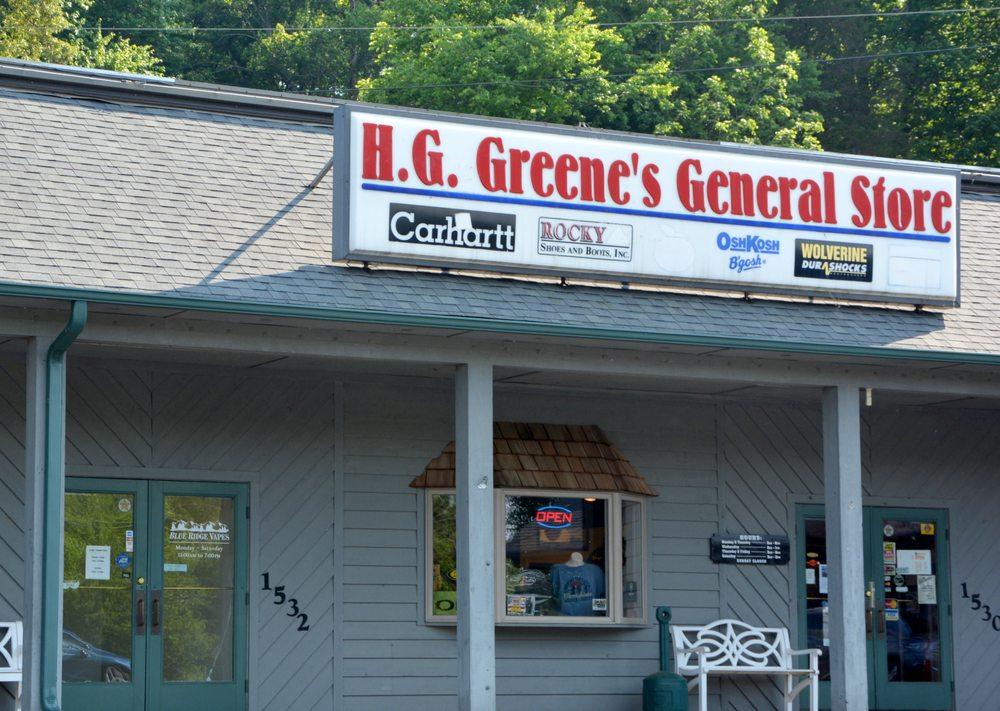 Greene's Hg General Store: 1530 Nc Highway 67, Jonesville, NC