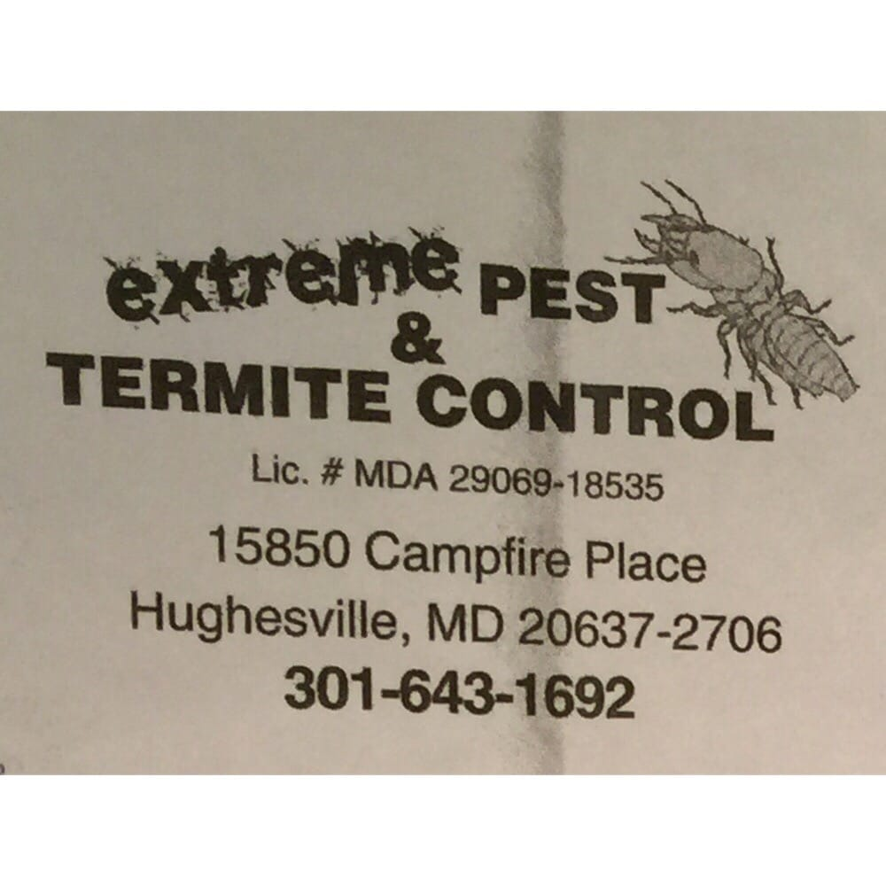 Extreme Pest and Termite Control: Hughesville, MD
