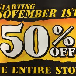 photo of spirit halloween columbus oh united states 50 off entire - Spirit Halloween 50 Off Coupon