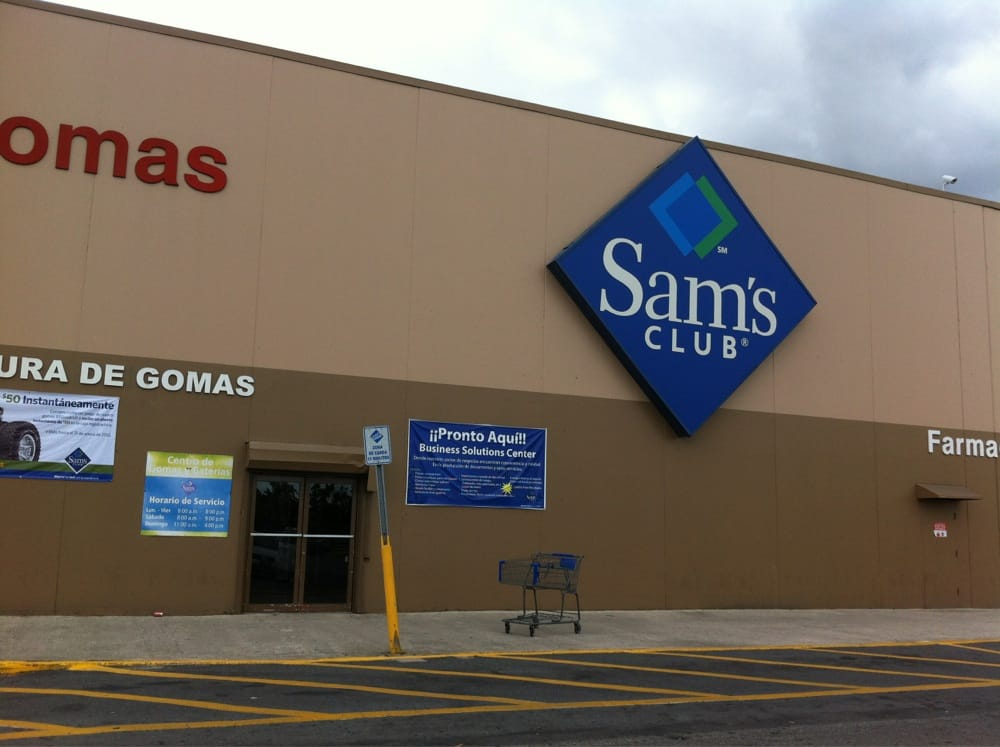 Sam's Club: Carretera 3 S/N, Carolina, PR