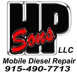 HP & Son's Mobile Diesel Repair: El Paso, TX