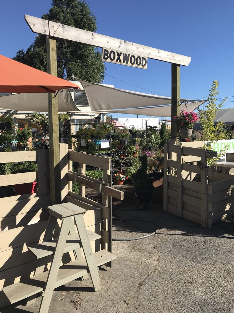 Boxwood Home and Garden: 408 W 1st Ave, Ritzville, WA