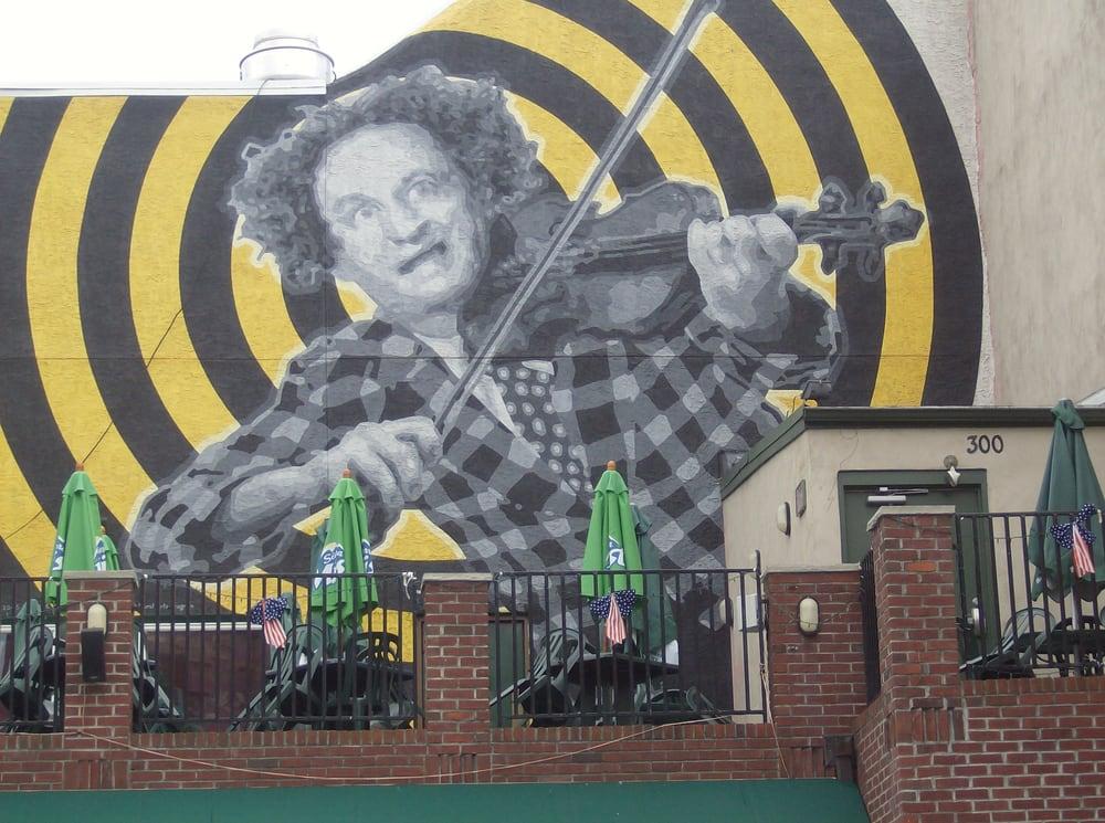 Larry Fine Mural