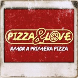 Peace and love pizza tijuana